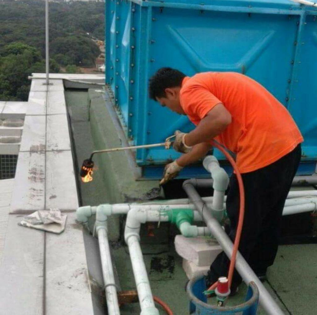 Waterproofing Gedung Sebagai Pelapis Berkualitas dan Kedap Air, Kontraktor Cat Epoxy Lantai Murah Berkualitas