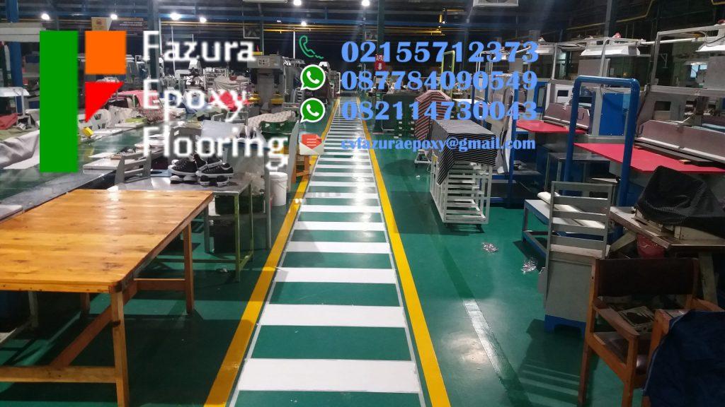 Aplikasikan Epoxy Lantai Harga Murah Tapi Bisa Menciptakan Lantai Pabrik Lebih Bermutu Tinggi, Kontraktor Cat Epoxy Lantai Murah Berkualitas