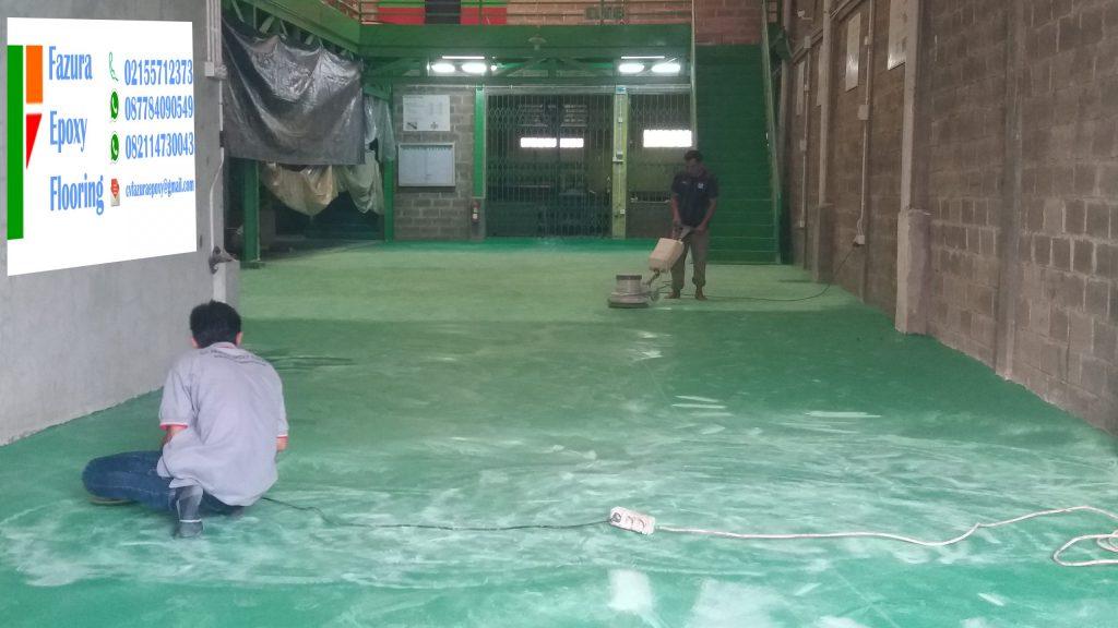 Pelapisan Epoxy Lantai Harga Murah Tapi Dapat Membuat Lantai Pabrik Lebih Anti Keropos, Kontraktor Cat Epoxy Lantai Murah Berkualitas
