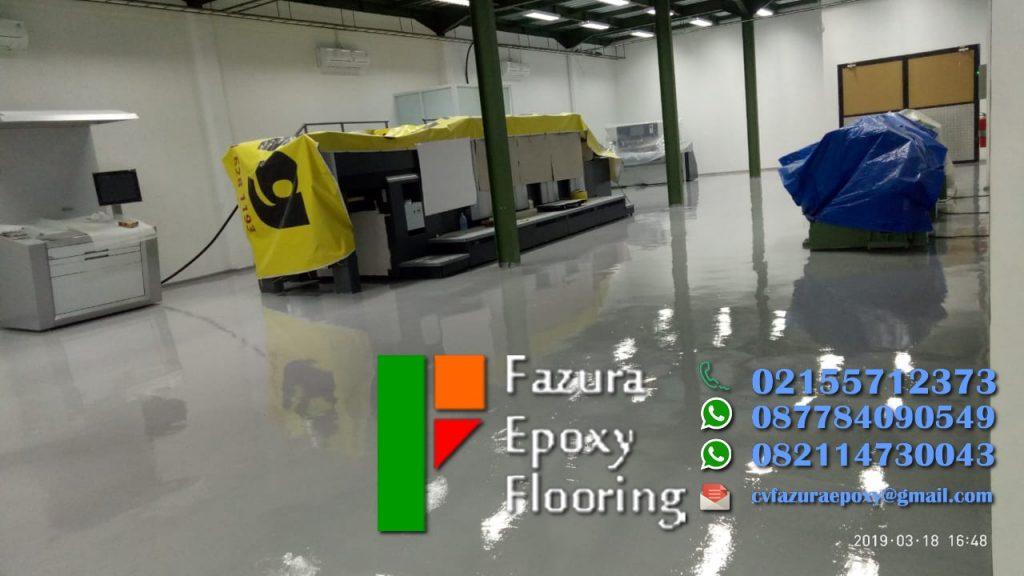 Penggunaan Epoxy Lantai Murah Namun Mampu Menciptakan Lantai Kantor Lebih Tahan Retak, Kontraktor Cat Epoxy Lantai Murah Berkualitas
