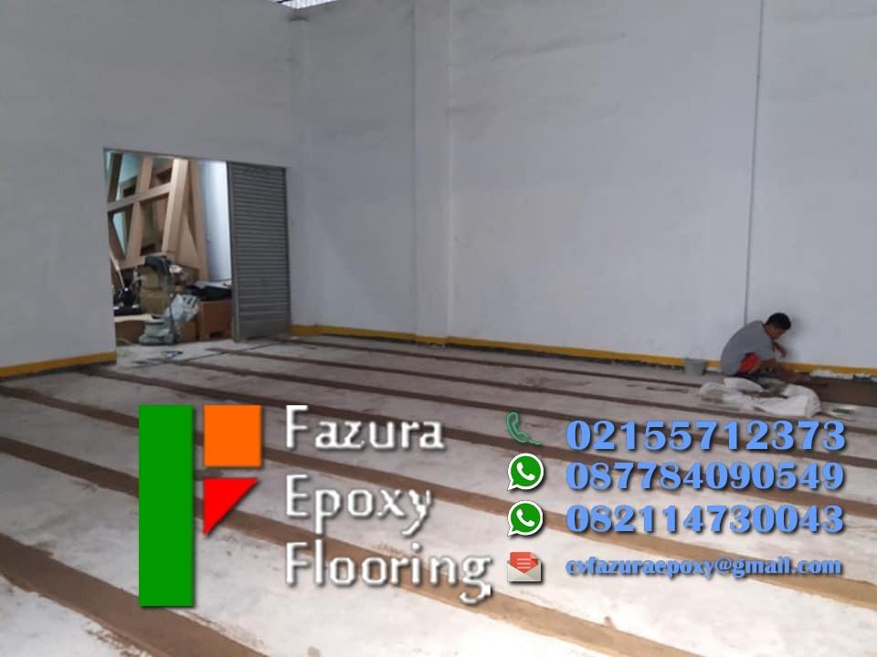 Aplikasikan Epoxy Lantai Murah Tetapi Mampu Membuat Lantai Rumah Lebih Tahan Retak, Kontraktor Cat Epoxy Lantai Murah Berkualitas