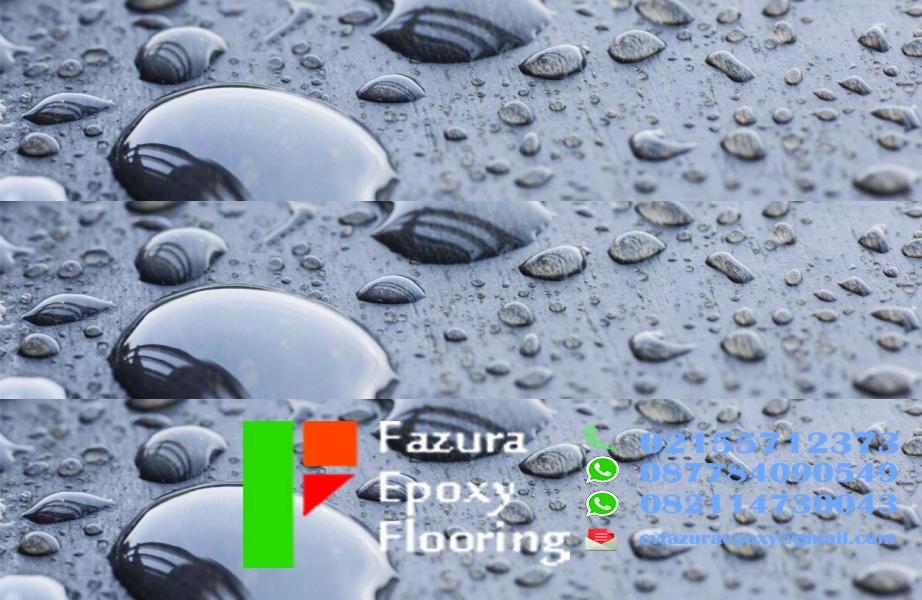 Waterproofing Untuk Lantai Sebagai Pelapis Berkualitas dan Kedap Air, Kontraktor Cat Epoxy Lantai Murah Berkualitas